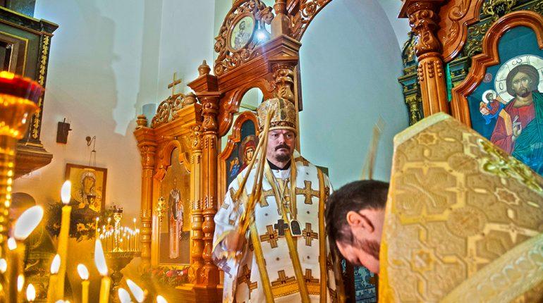 архиепископ Мадридский и Лиссабонский Нестор